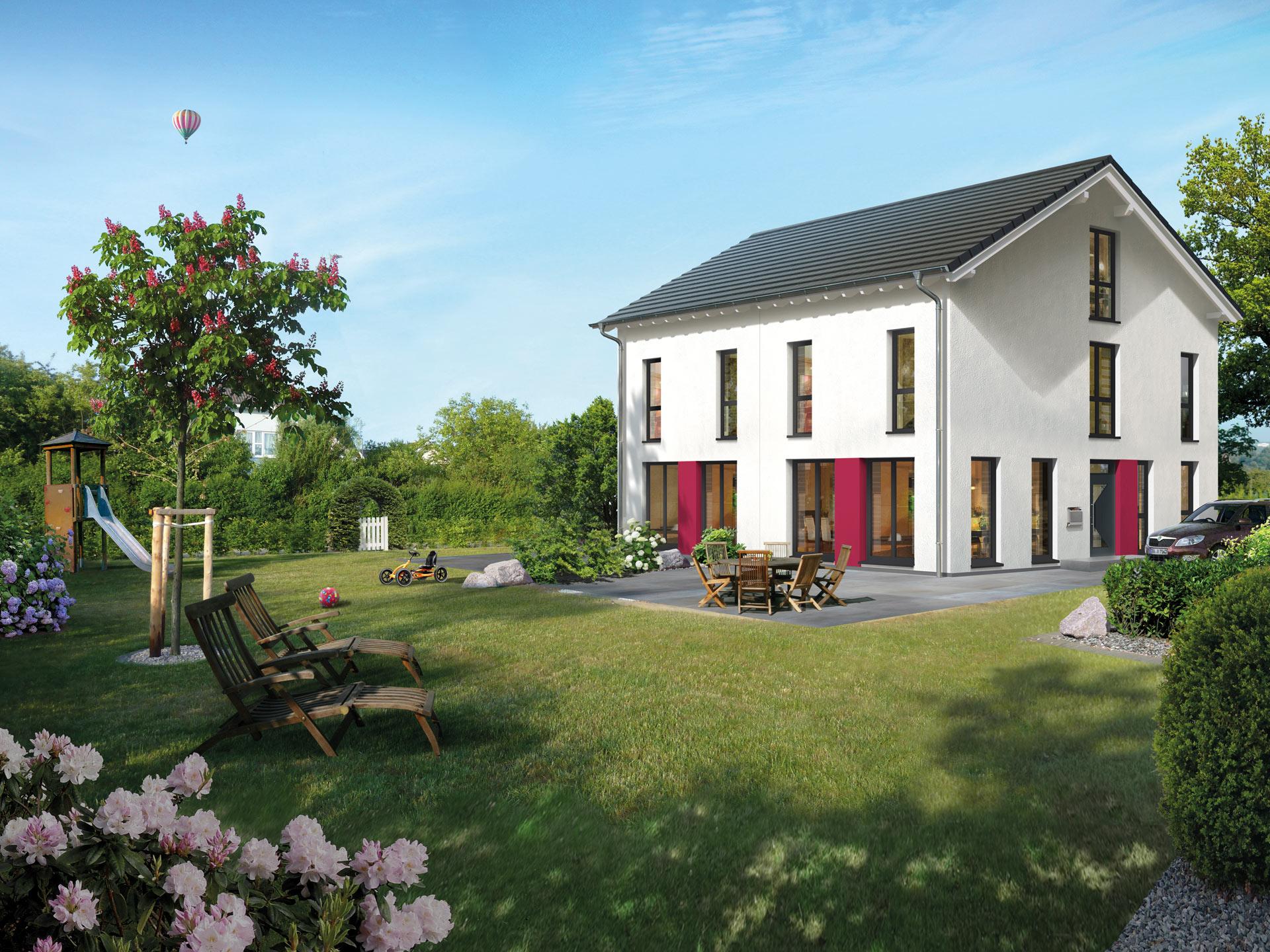 Ein SteinHaus Doppelhaus Concept 2.0 D SP